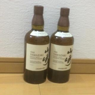 サントリー - サントリー シングルモルトウイスキー〈山崎〉700ml×2本セット