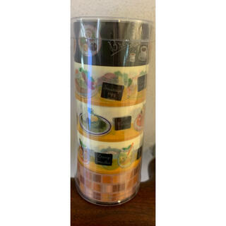 bande マスキングテープ パンケーキ 5巻(テープ/マスキングテープ)