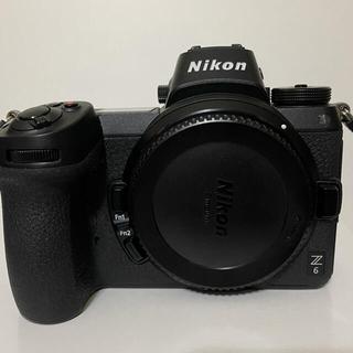 Nikon - Nikon Z6 ボディ 美品 ニコン ミラーレス