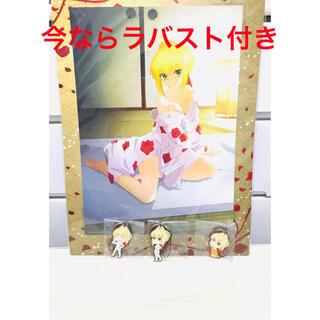 バンダイ(BANDAI)の一番くじ Fate/EXTRA Last Encore C賞ビジュアライズボード(ポスター)