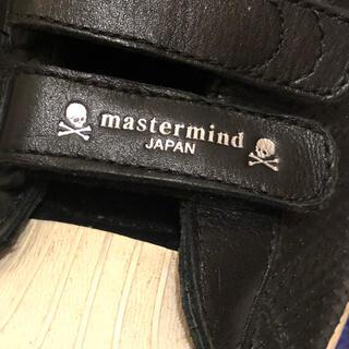 マスターマインドジャパン(mastermind JAPAN)のマスターマインド アディダスダブルネーム(スニーカー)