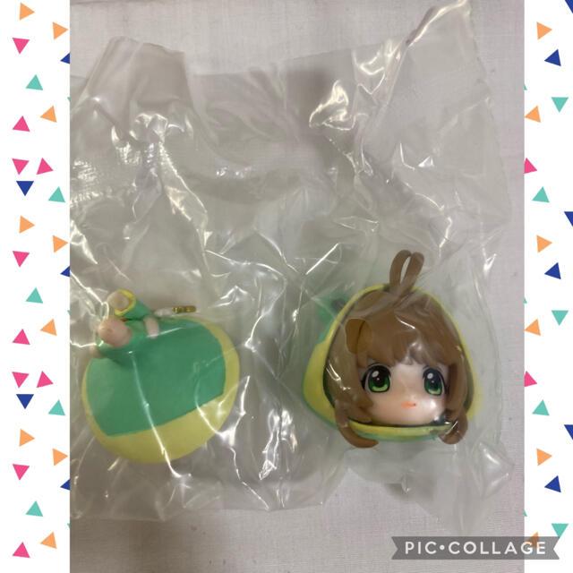 BANDAI(バンダイ)のカードキャプターさくら あそーとこれくしょん2 フィギュア クリアカード ガチャ エンタメ/ホビーのおもちゃ/ぬいぐるみ(キャラクターグッズ)の商品写真