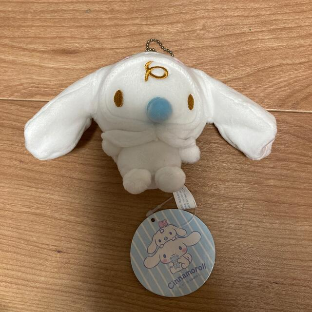 サンリオ(サンリオ)のシナモロール ともだち着ぐるみ ミルク エンタメ/ホビーのおもちゃ/ぬいぐるみ(キャラクターグッズ)の商品写真