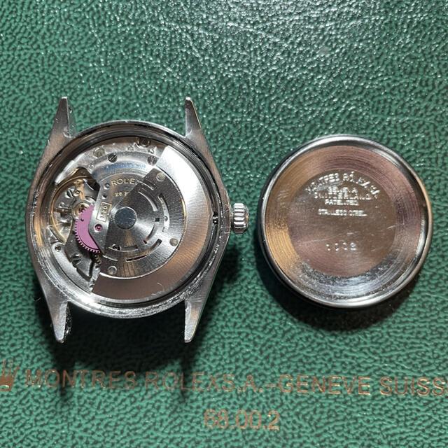 ROLEX(ロレックス)のRolex Explorer 5500 ミラー文字盤 ハック機能付き メンズの時計(腕時計(アナログ))の商品写真