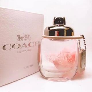 コーチ(COACH)のCOACH コーチ ニューヨーク オードトワレ EDT 30mL天香香水(香水(女性用))