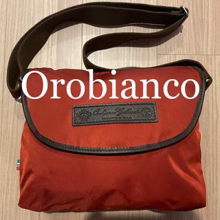 Orobiancoオロビアンコ ショルダー バッグ ナイロン メンズ レディース