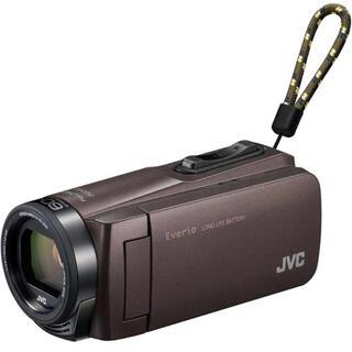 Victor - GZ-F270T JVC KENWOOD ビデオカメラ Everio ブラウン