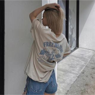 GYDA - GYDA / DELIBUNNY ポケットTシャツ