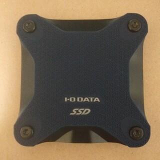 アイオーデータ(IODATA)のポータブルSSD/480GB(PC周辺機器)