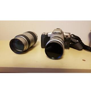 ペンタックス(PENTAX)のペンタックスフイルムカメラ MZ-7【ジャンク】(フィルムカメラ)