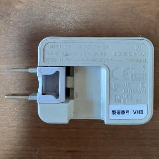 エヌティティドコモ(NTTdocomo)のUSB電源アダプタ(変圧器/アダプター)