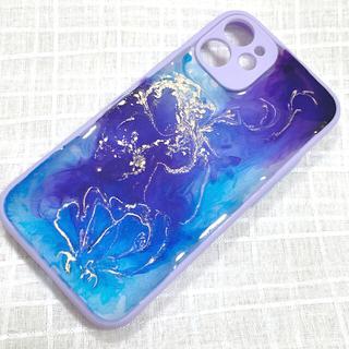 限定セール☆ハンドメイド☆ iPhone 12mini クリアハードケース(スマホケース)