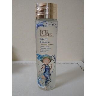エスティローダー(Estee Lauder)のエスティローダーマイクロエッセンスローション 限定ボトル 200ml(化粧水/ローション)