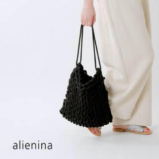 ビューティアンドユースユナイテッドアローズ(BEAUTY&YOUTH UNITED ARROWS)の✨新品タグ付き✨アリエニーナ rope bag(ハンドバッグ)