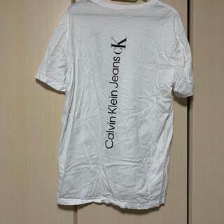 Calvin Klein - カルバンクライン 白Tシャツ