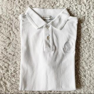 MONCLER - 《美品》モンクレール メンズ ポロシャツ