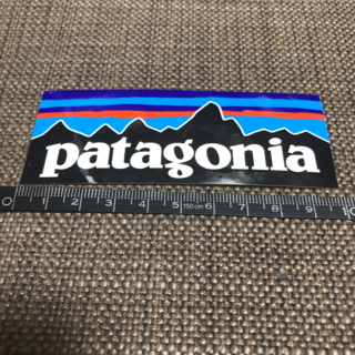 パタゴニア(patagonia)のパタゴニア ステッカー(サーフィン)