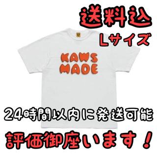 Lサイズ 白 HUMAN MADE KAWS T-Shirt #3