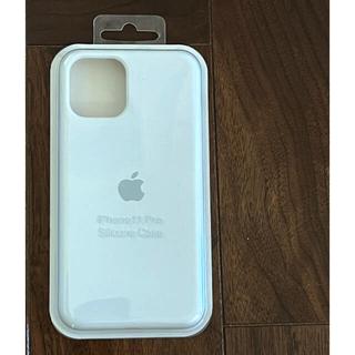 Apple - iPhone11pro シリコーンケース