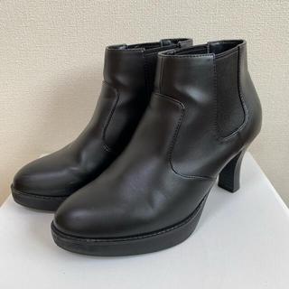 ユニクロ(UNIQLO)の【処分価格】ユニクロ サイドゴアブーツ(ブーツ)