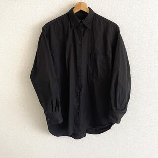 アニエスベー(agnes b.)のアニエスベー コットンシャツ(シャツ/ブラウス(長袖/七分))