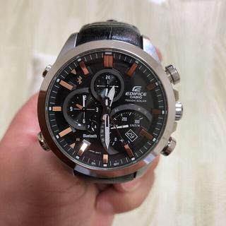 エディフィス(EDIFICE)のカシオ エディフィス EQB-501(腕時計(アナログ))