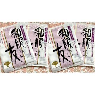 「和服の友」和装用高級防虫・防カビ乾燥剤 衣替え 4枚セット(押し入れ収納/ハンガー)
