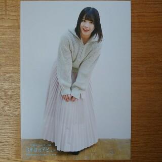 日向坂46渡邉美穂DVD/Blu-ray3年目のデビューポストカード