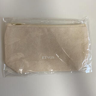 エトヴォス(ETVOS)の⚠️最終値下げ【新品/未使用】エトボス/ノベルティポーチ(ポーチ)