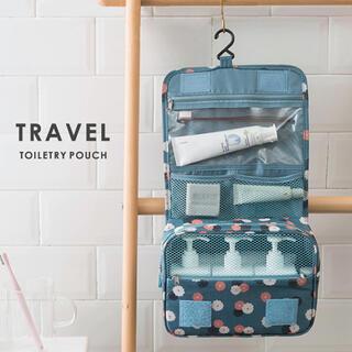 【吊るして使えて便利♪】出張 旅行 修学旅行 卒業旅行 旅行カバン バッグ 収納(旅行用品)