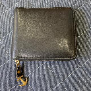 HOLLYWOOD RANCH MARKET - Damasquina 二つ折り財布 黒