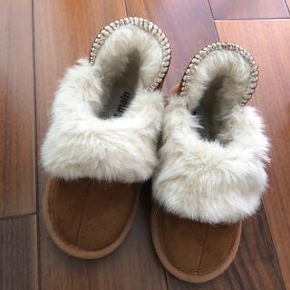 プティマイン(petit main)のpetit mainブーツ15センチ(ブーツ)