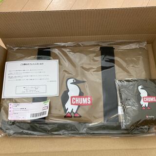 チャムス(CHUMS)の未使用‼️十六茶×チャムス・ブービーロゴデザイン オリジナルマルチギアバッグ(ノベルティグッズ)