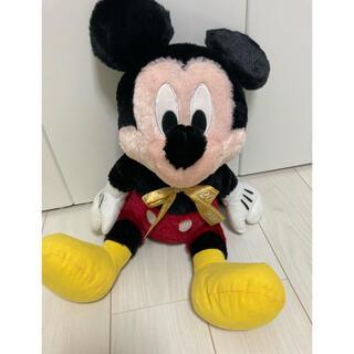 ミッキーマウス(ミッキーマウス)のミッキーマウス ぬいぐるみ 2020ver(キャラクターグッズ)