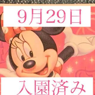 Disney - グッズ購入チケット