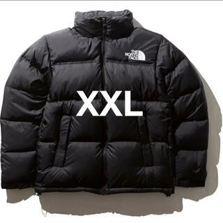ザノースフェイス(THE NORTH FACE)の【新品タグ付】2021FW ヌプシジャケット XXLサイズ ND91841 K(ダウンジャケット)