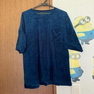 レイジブルー(RAGEBLUE)のレイジブルー ベロアTシャツ(Tシャツ/カットソー(半袖/袖なし))