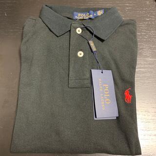 ポロラルフローレン(POLO RALPH LAUREN)のポロラルフローレン ポロシャツ 黒 XL(ポロシャツ)