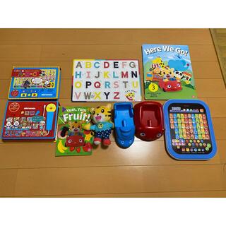 ミキハウス(mikihouse)のチャレンジイングリッシュ ミキハウス まとめ売り おもちゃ(知育玩具)