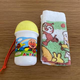 アンパンマン(アンパンマン)のアンパンマン  おしぼりセット(弁当用品)