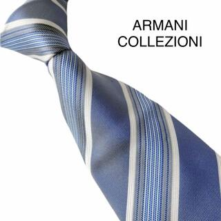 ARMANI COLLEZIONI - 美品 ARMANI COLLEZIONI アルマーニ レジメンタル タグ付き