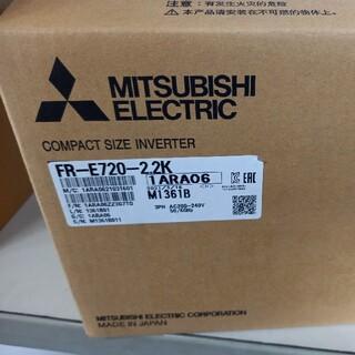 ミツビシデンキ(三菱電機)のFR-E720-2.2K(その他)