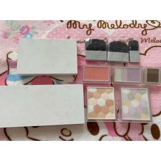 ムジルシリョウヒン(MUJI (無印良品))の無印良品 メイクパレット、化粧品まとめ売り(コフレ/メイクアップセット)