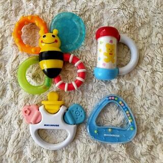 ミキハウス(mikihouse)のミキハウス  sassi 玩具 ガラガラ (がらがら/ラトル)