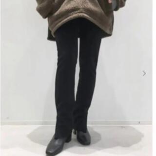 アパルトモンドゥーズィエムクラス(L'Appartement DEUXIEME CLASSE)のアパルトモン Wool Zip Leggings レギンス 美品 半額!(レギンス/スパッツ)