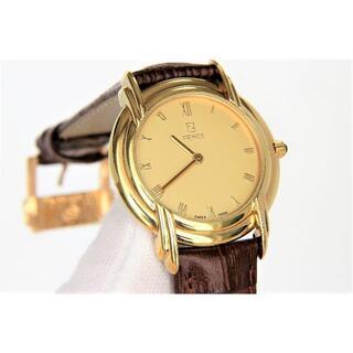 フェンディ(FENDI)のフェンディ FENDI 男性用 腕時計 電池新品 s1131(腕時計(アナログ))