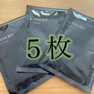 カネボウ(Kanebo)のカネボウ スマイルパフォーマー 5回分(パック/フェイスマスク)