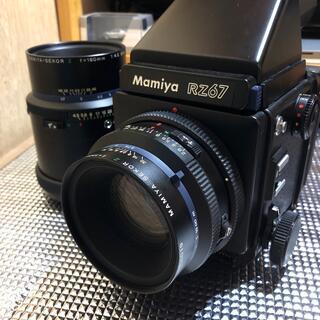 USTMamiya - Mamiya RZ67 110mmレンズ 180mmレンズ 中判フィルムカメラ