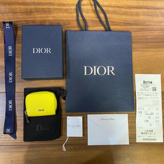 ディオール(Dior)のDIOR コインケース 値下げ不可(コインケース/小銭入れ)