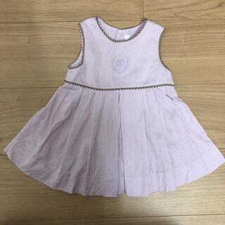 ベビーディオール(baby Dior)のbaby Dior ワンピース 80サイズ(ワンピース)